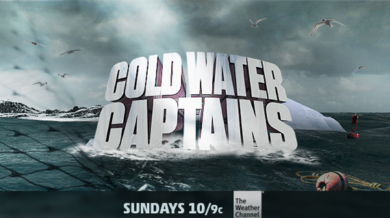 Shooting on Season 2 of 'Cold Water Cowboys' for Discovery Channel Canada